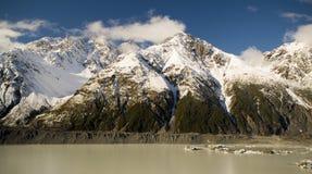 ледниковое озеро Стоковая Фотография