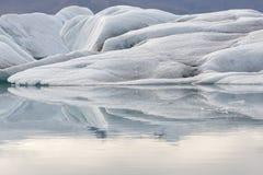 ледниковое озеро Стоковое фото RF