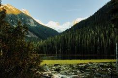 ледниковое озеро Стоковое Изображение RF
