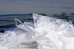 ледниковый щит стоковые изображения