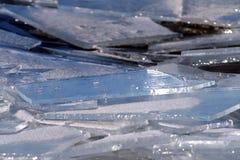 ледниковый щит Стоковые Фотографии RF