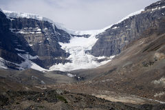 ледник купола Стоковое фото RF