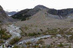 Ледник смычка падает 1 стоковое фото rf