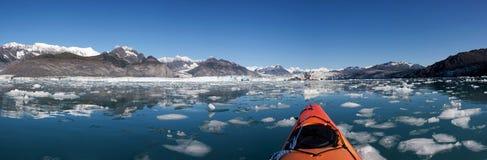 ледник columbia стоковое изображение rf