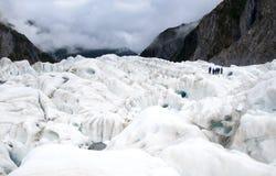 ледник josef franz стоковые изображения rf