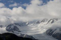 ледник joseph franz воздуха Стоковые Фотографии RF