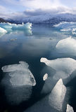 ледник jostedalsbreen Норвегия Стоковое Изображение