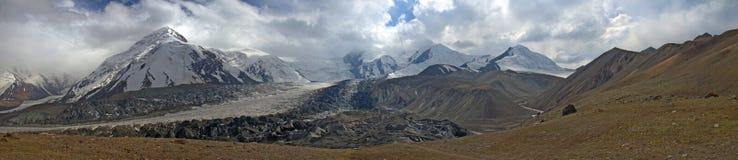 ледник lenin Стоковые Фотографии RF