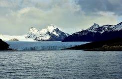 Ледник Moreno Стоковое Изображение RF