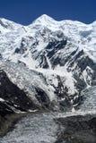 Ледник Nanga Parbat Стоковая Фотография