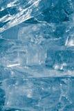 Лед - холодная предпосылка Стоковое Фото