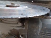 Лезвие гибкого трубопровода Стоковые Фото