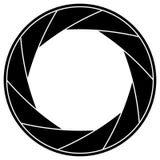 лезвия апертуры Стоковая Фотография RF