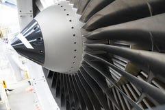 Лезвия реактивного двигателя Стоковое Изображение RF