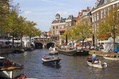 Лейден, Голландия Стоковое фото RF