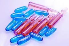 Лекарства или витамины Стоковая Фотография RF