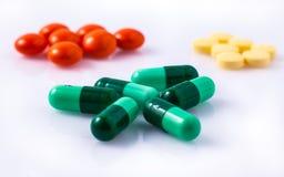 Лекарства для лечения Стоковые Фото