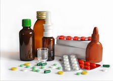 Лекарства Стоковые Фото