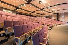 Лекционный зал в академии Стоковые Фото