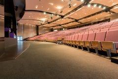 Лекционный зал с упаденным потолком Стоковое Изображение