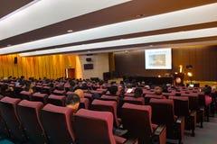 Лекционный зал Стоковые Изображения RF