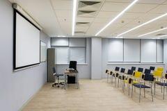 Лекционный зал Стоковые Фотографии RF