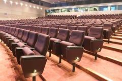 Лекционный зал Стоковая Фотография