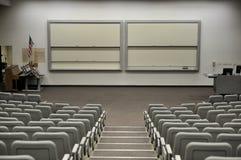 лекция по залы Стоковые Изображения