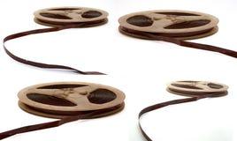 лента вьюрка установленная Стоковые Изображения