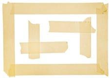 лента для маскировки граници угловойая Стоковое Изображение RF