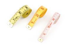 лента измерений Стоковое фото RF