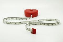 Лента измерения сердца Стоковые Изображения RF