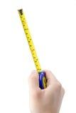 лента измерения Стоковые Изображения