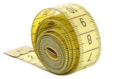 лента измерения стоковое изображение