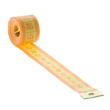 лента измерения Стоковые Изображения RF