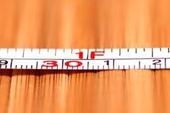 лента измерения Стоковая Фотография RF