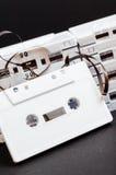 Лента кассеты при подвергли действию лента, котор Стоковые Изображения RF