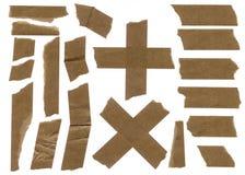 лента маскируя бумажной прокладки Стоковая Фотография RF