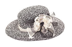 лента шлема цветка Стоковое Фото