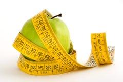 лента яблока Стоковое Изображение