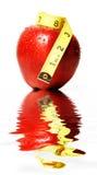 лента яблока Стоковые Изображения