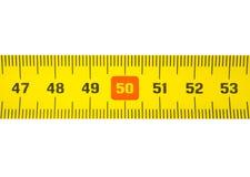 лента 50 измерений Стоковая Фотография