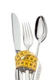 лента cutlery Стоковая Фотография RF