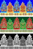 лента ornamental1 Стоковые Изображения