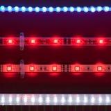Ленты водить света стоковое изображение rf