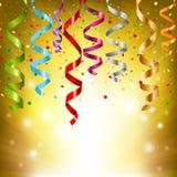 ленты партии Стоковое Изображение RF