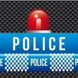 Ленты полиции Стоковые Изображения