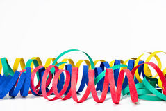 ленты цвета multi Стоковое фото RF
