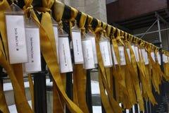 Ленты для солдат Стоковая Фотография