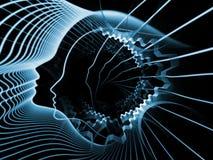 Лепестки души и разума Стоковое Изображение RF